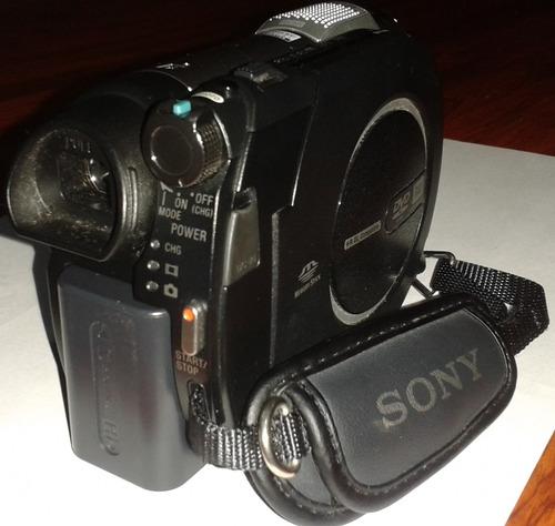 sony handycam dcr-dv810 cámara-filmadora