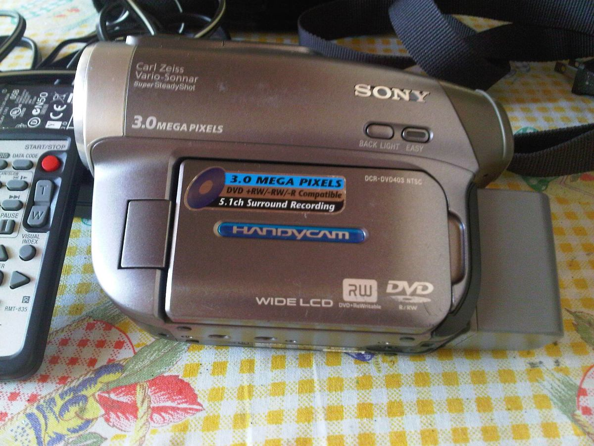 SONY HANDYCAM DCR-DVD403 DRIVER DOWNLOAD FREE