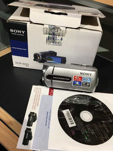sony handycam dcr sx21