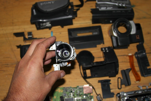 sony handycam video