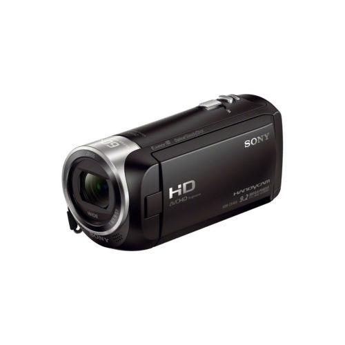 sony hdr-cx405/b 9.2mp grabación de vídeo videocámara w / ac