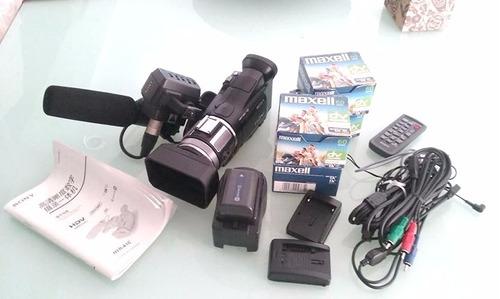 sony hdr-hc1 hdv 1080i handycam camcorder