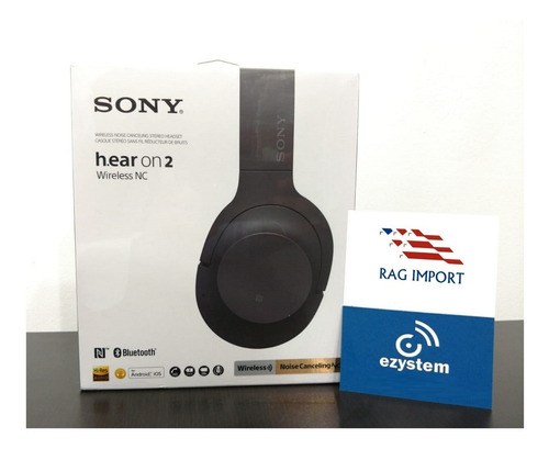 sony headphones hi-res - noise cancelling wh-h900 hear.on2