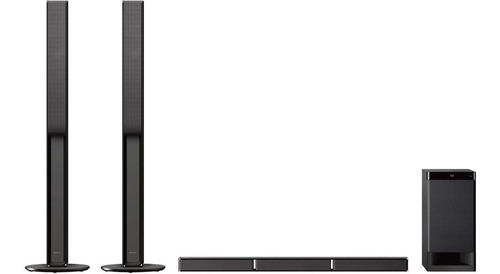 sony ht-rt40 sistema home theatre de 5.1 canales c/sound bar