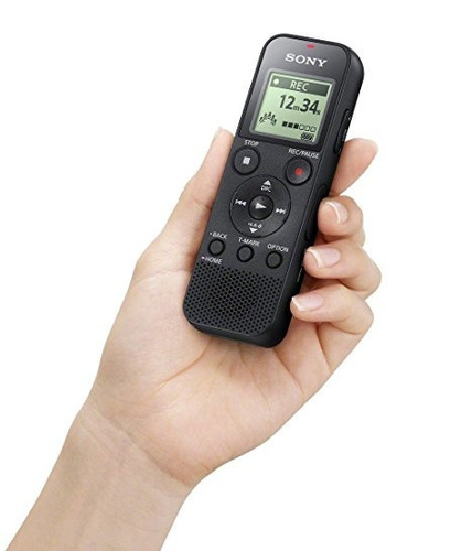 sony icd-px370 grabadora de voz digital 4gb nueva de linea!