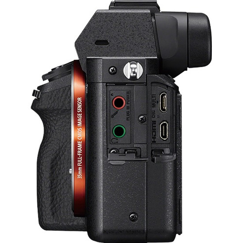 sony - ilce-7m2 - full frame (no incluye lente)