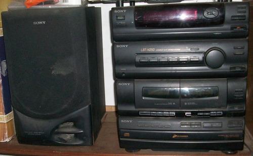 sony lbt-n250 compact hi-fi stereo system - reparar