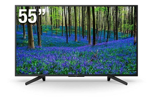 sony led 55  4k ultra hd smart tv kd-55x725f