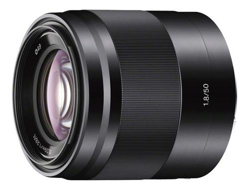 sony lente e 50mm f1,8 oss sel50f18