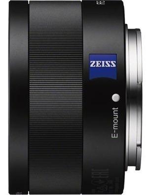 sony lente sonnar t* fe 35 mm f2,8 za montura e sel 35f28z