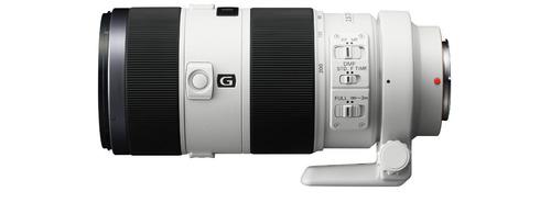 sony lente teleobjetivo