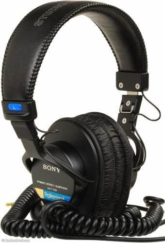 sony mdr-7506 audífonos profesionales + envío + garantía