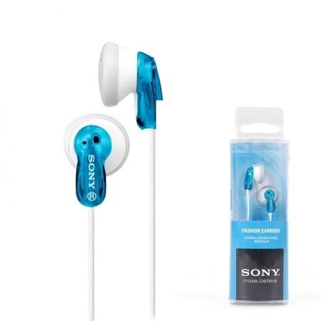 sony mdr-e9lp audifonos originales celular pc tablet azul