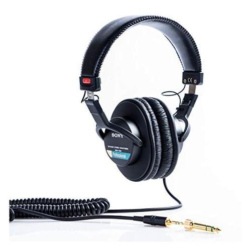 sony mdr7506 professional auriculares diafragma cerrados