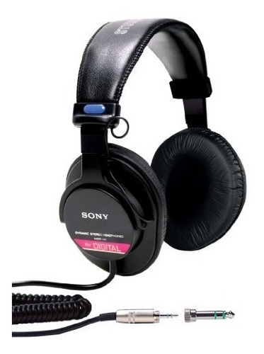 sony mdrv6 studio monitor auriculares con ccaw voice bobina