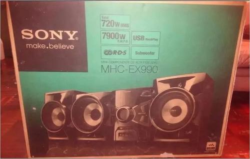 sony mhc - ex990