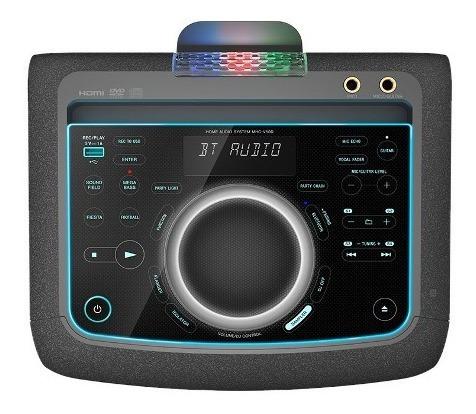 sony - mhc-v50d sistema audio de alta potencia con bluetooth