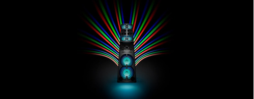 sony - mhc-v90 - equipo de sonido stereo