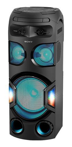 sony minicomponente con tecnología bluetooth® mhc-v72d