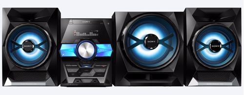 sony minicomponente mhc-gpx555 con sound pressure horn