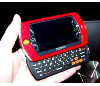 sony mylo 2 personal comunicator wi-fi music video foto...