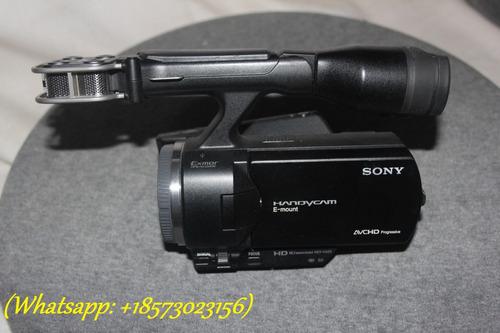 sony nex-vg20h interchangeable lens hd handycam camcorder