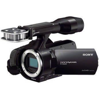 sony nex-vg30 videocamara solo cuerpo