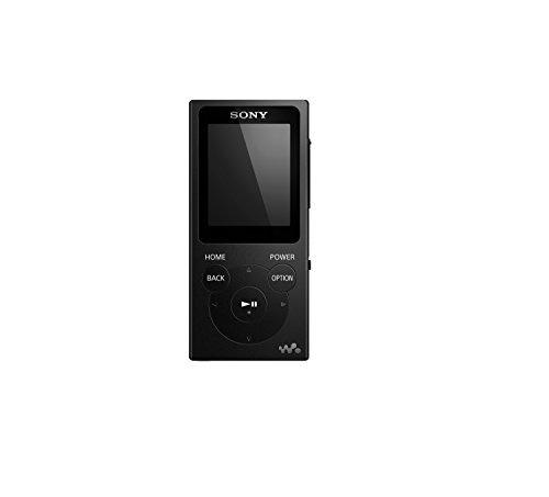 sony nwe394 / b 8 gb walkman reproductor de mp3 (negro)