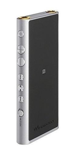 sony nwzx300 / s walkman con audio de alta resolución