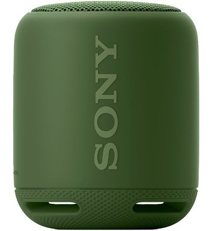 sony parlante bluetooth inalámbrico portatil srs-xb10 verde