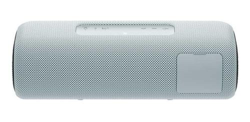 sony parlante portátil extra bass con bluetooth xb41 blanco
