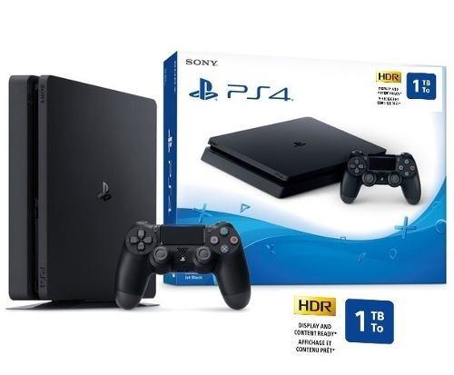 sony play station 4 ps4  1tb slim consola de videos juegos