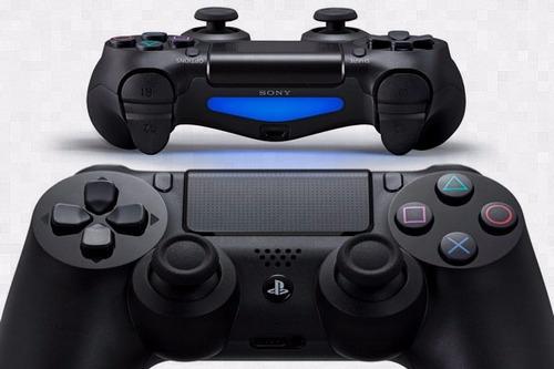 sony playstation 4 1tb slim ps4 + gta 5 v + 2 joysticks