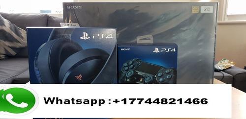 sony playstation 4 pro 2tb buy 2 get  1 free