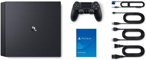 sony playstation 4 ps4 pro 1tb consola + red dead 2 garantia