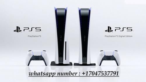 sony playstation 5 - whatsapp : +17047537791