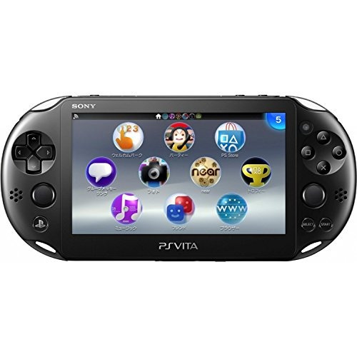 sony playstation vita - ps vita - nuevo modelo slim -  w30