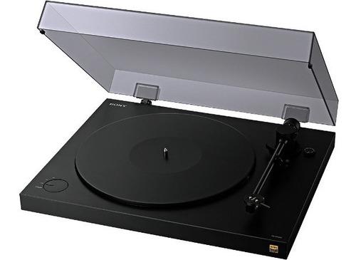 sony - ps-hx500 - tornamesa con grabación de alta resolución
