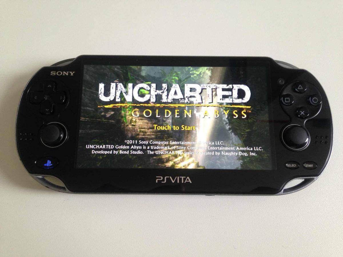 Sony Ps Vita - 32 Gb - 23 Jogos - Pkgj Persona Mk Minecraft