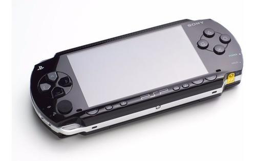 sony psp-1000 + estuche + memoria 32gb con juegos!!!