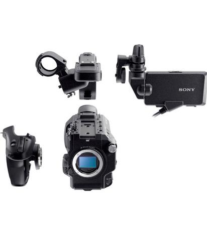 sony pxw fs5 xdcam super 35 câmera filmadora sem juros !