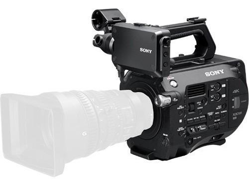 sony pxw fs7 mark 1 xdcam super 35 filmadora