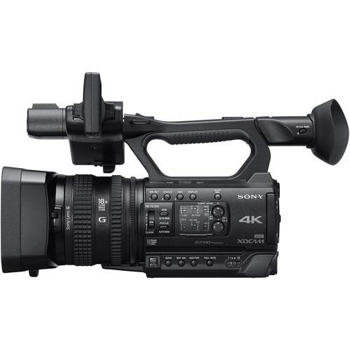sony pxw-z150 4k xdcam camcorder - garantia brasil - nf