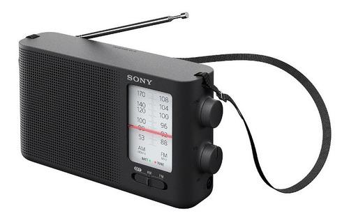 sony radio de sintonización analógica portátil icf-19