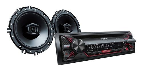sony receptor de cd con parlantes de 16cm cxsg1216u