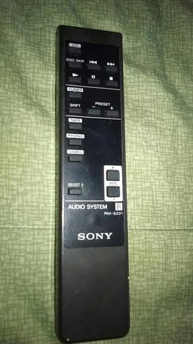 sony remote rms221 hcda295 hcdd150 hcdd250 hcdd550