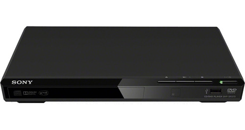 sony reproductor de dvd con conectividad usb dvp-sr370