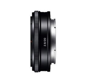 Sony Sel-20f28 E-mount Objetivo Principal Fijo F2 8 De 20 Mi