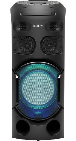 sony sistema de audio alta potencia bluetooth mhc-v41d