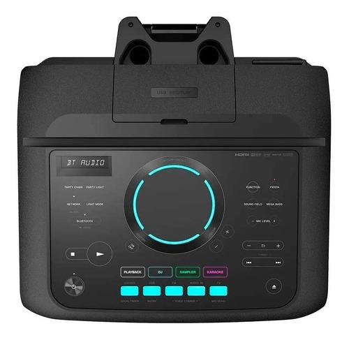 sony sistema de audio con bluetooth y wifi mhc-gt7